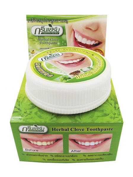 GREEN HERB Зубная паста растительная 25 гр по выгодной цене в Москве