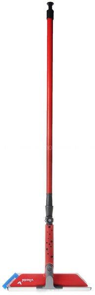 VILEDA Очиститель окон с телескопической ручкой 2в1 по выгодной цене в Москве