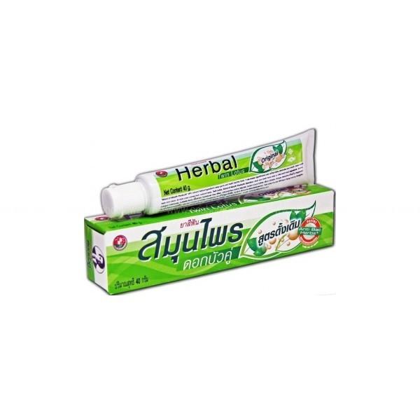 Twin Lotus Зубная паста оригинальная с травами 40 гр по выгодной цене в Москве