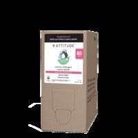 ATTITUDE Концентрированная жидкость для стирки гипоаллергенная без запаха 2л/80 стирок