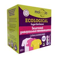MOLECOLA  Экологичный  пятновыводитель на основе активного кислорода 600гр.