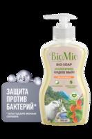BioMio жидкое мыло с маслом абрикоса 300 мл