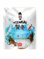 KENSAI кондиционер для белья с двойным эффектом Перламутр морского жемчуга 800 мл