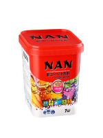 NAN cуперконц. стиральный порошок с кондиционером для цветного белья 700 гр.