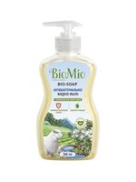 BIO MIO BIO-SOAP антибактериальное жидкое мыло с маслом чайного дерева 300 мл
