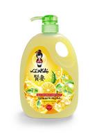 KENSAI конц. гель для мытья посуды и детских принадлежн. с аром. лимона 1000мл