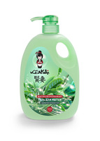 KENSAI конц. гель для мытья посуды и детских принадлежн. с ароматом зеленого чая 1000мл