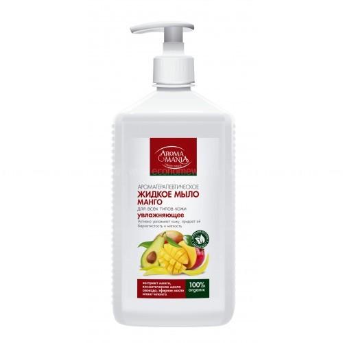AROMAMANIA Жидкое мыло Манго 1000 мл  по выгодной цене в Москве
