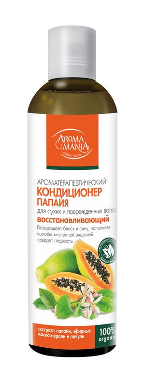 Aromamania Кондиционер для волос Папайя 250 мл по выгодной цене в Москве