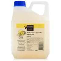 MIKO Моющее средство для посуды Лимон 4000 мл